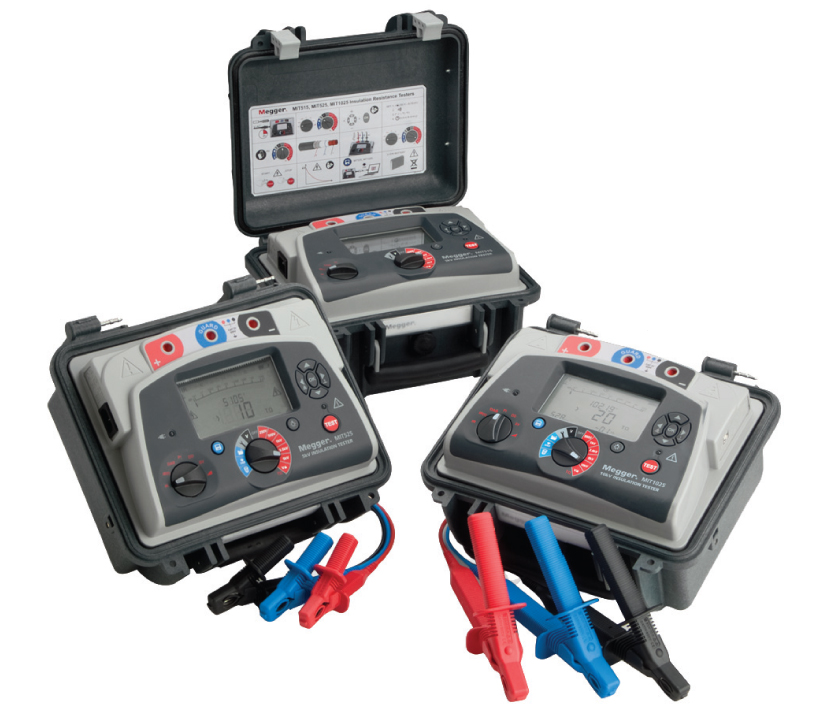 15 Kv Testers : Megger kv insulation testers work wherever you